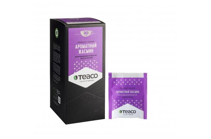 Пакетированный чай ароматный жасмин