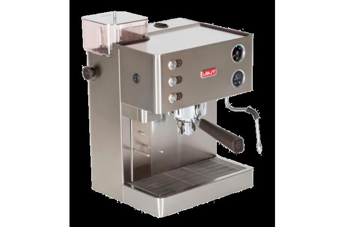 Профессиональная кофемашина LELIT Kate - PL82T высокая база