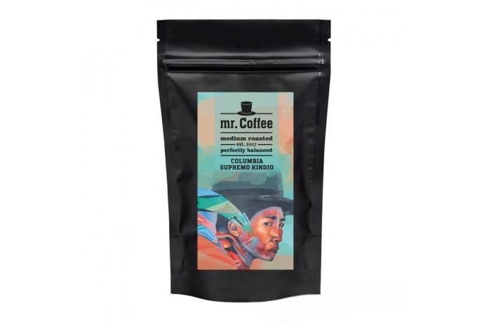 Mr. Coffee Columbia Supremo Kindio зерновой кофе