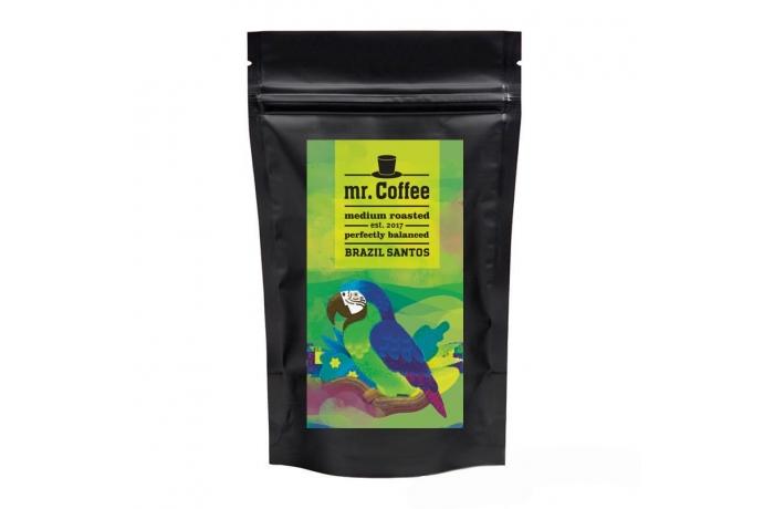 Mr. Coffee Brazil Santos зерновой кофе