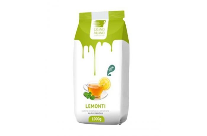 """Чай лимонный Grano Milano """"Lemonti"""