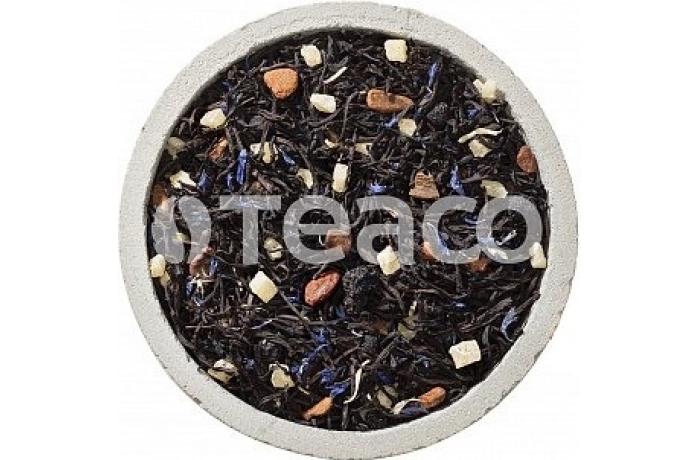 Чай чёрный с ягодами TeaCo листовой