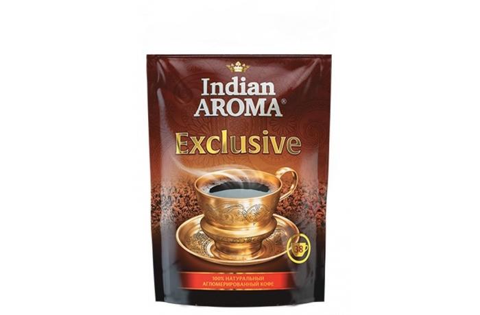 Кофе растворимый гранулированный «Indian Aroma»Exclusive»