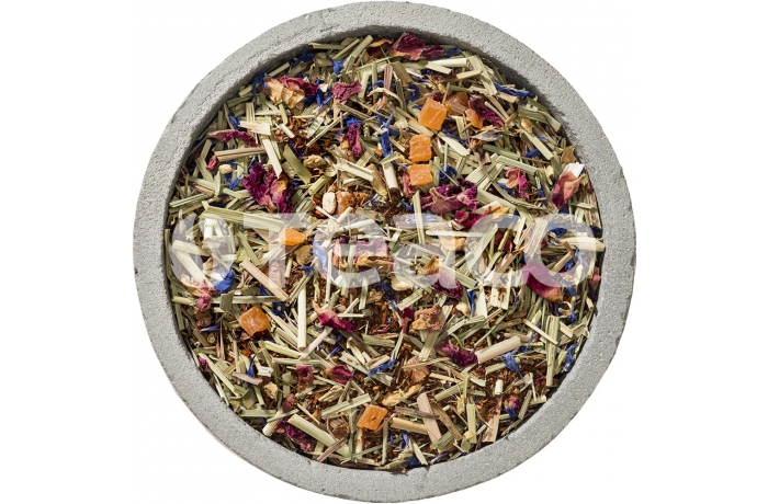 Чай ягодный с мятой TeaCo листовой