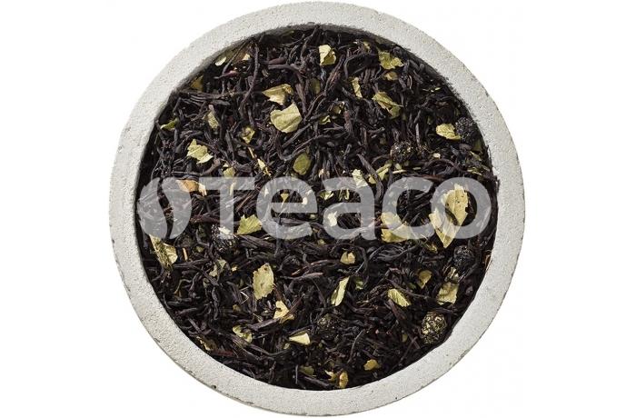 Чай чёрный TeaCo Фруктовый листовой