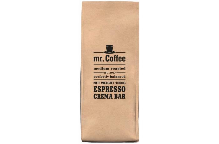 Mr. Coffee Espresso Crema Bar зерновой кофе
