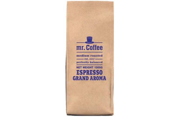 Mr. Coffee Espresso Grand Aroma зерновой кофе