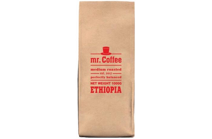 Mr. Coffee Ethiopia зерновой кофе