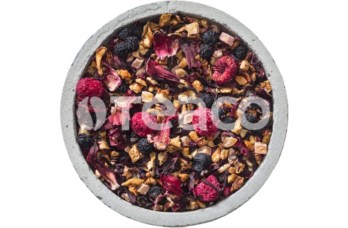 Чай травяной TeaCo Фруктовый листовой