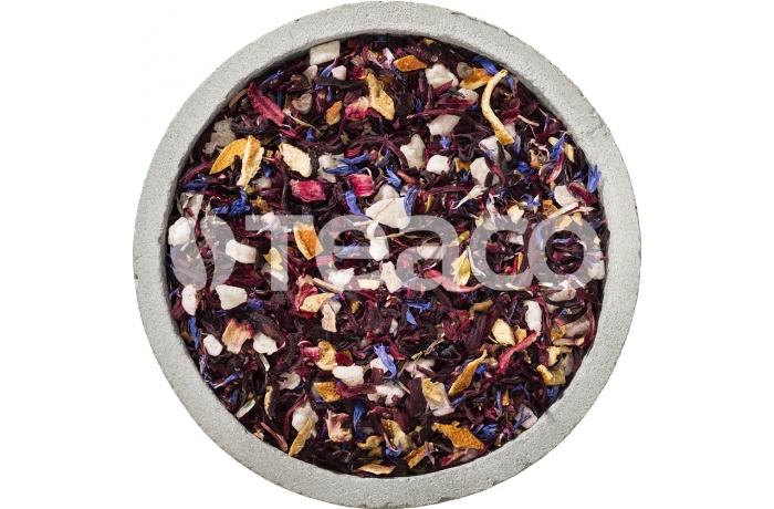 Чай травяной TeaCo Фруктово-ягодный листовой