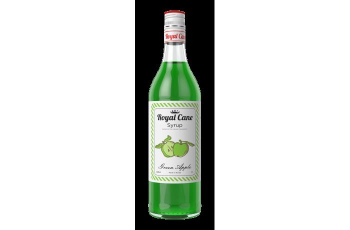 Сироп Royal Cane Зеленое яблоко