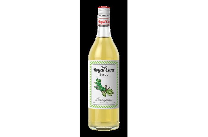 Сироп Royal Cane Лемонграсс