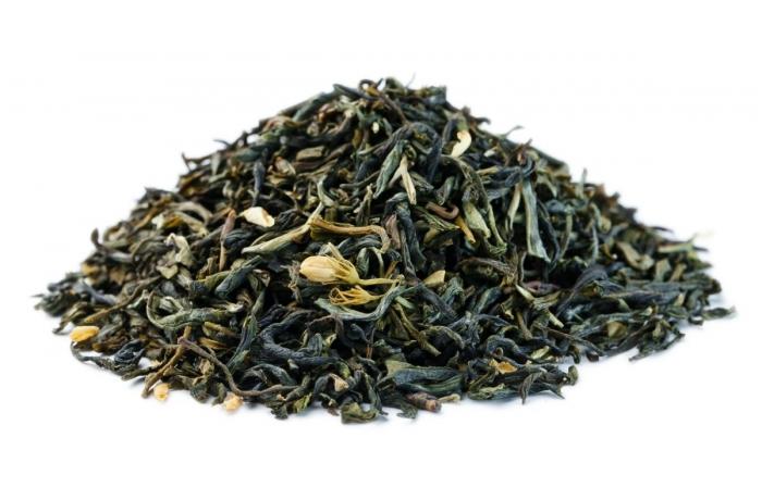 Чай зеленый МЭТР с жасмином листовой